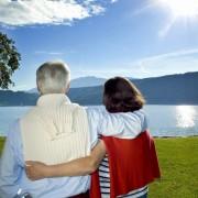 gesicherter Ruhestand